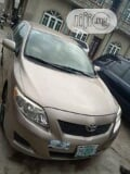 Photo Toyota Corolla 2008 Gold