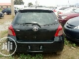 Photo Toyota Vitz 2008 Black