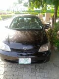 Photo Toyota Echo 2002 Black