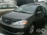 Photo Neatly Toyota Corolla 2004 Gray For Sale