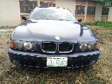 Photo Bmw 528I 2000 Blue