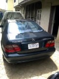 Photo Selling. Registered Benz Clk Coupe