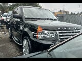 Photo Black range rover sport hse 2007