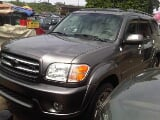 Photo Clean Toyota Sequoia 2004 Model For Sale