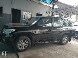 Photo Toyota Land Cruiser 2009 Black