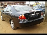 Photo Black toyota camry le 2005