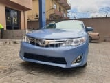 Photo 2012 Blue Automatic Toyota Camry