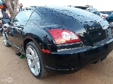 Photo Foreign Used Chrysler Crossfire 2008 Black