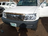 Photo Toyota Land Cruiser 2006 100 4.7 Executive White