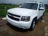 Photo Chevrolet Tahoe 2006 White