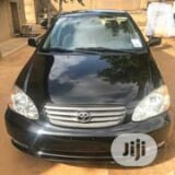 Photo Toyota Corolla 2004 Black