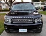 Photo Land Rover Range Rover Sport 2012 Black