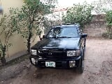 Photo Infiniti Qx 2003 Black