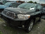 Photo Toyota Highlander Limited 2011 Black