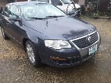 Photo Volkswagen Passat 2006 2.0 Tfsi Comfortline Gray