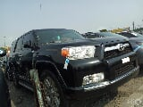 Photo Toyota 4-Runner 2012 Black