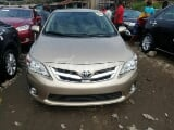 Photo 2010 Gold Automatic Toyota Corolla