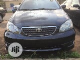 Photo Toyota Corolla S 2006 Black
