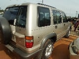 Photo Isuzu Trooper 2001 Silver