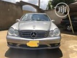 Photo Mercedes-Benz C230 2006 Silver