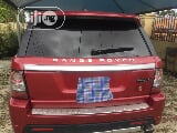 Photo Land Rover Range Rover Sport 2010 Red