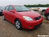 Photo 2005 toyota corolla matrix xr call 07045512-