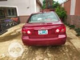 Photo Toyota Corolla 2006 LE Red