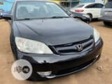 Photo Honda Civic Sedan EX Automatic 2005 Black