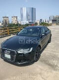 Photo 2014 Black Automatic Audi A6
