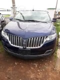 Photo Lincoln MKX 2011 Blue