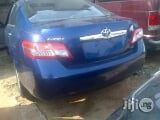 Photo Very Clean Toyota Corolla 2003 Blue For Sale