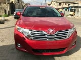 Photo 2012 Red Automatic Toyota Venza