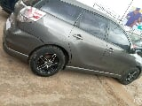 Photo Toyota Matrix 2005 Gray