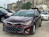 Photo Toyota Avalon 2013 Red