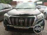 Photo Toyota Land Cruiser Prado 2015 Black