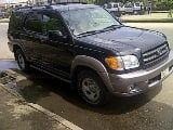 Photo Tokunbo Toyota Sequoia 2003 Model For Sale