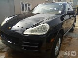 Photo Porsche Cayenne 2010 Black