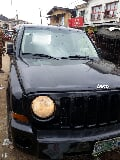 Photo Jeep Cherokee 2008 Black
