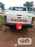 Photo Toyota Hilux 2012 White