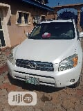 Photo Toyota Rav4 2006 White