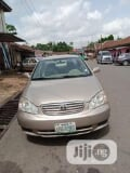 Photo Toyota Corolla 2004 Gold