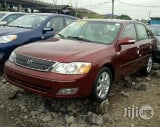 Photo Toyota Avalon 1999 Red
