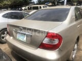 Photo 2003 Gold Automatic Toyota Camry
