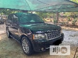 Photo Land Rover Range Rover Vogue 2005 Black