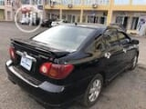 Photo Toyota Corolla 2003 Black