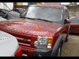 Photo Wine land rover v8hse 2006