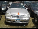 Photo Silver mercedez benz c320 2004
