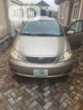 Photo Toyota Corolla 2007 Gold
