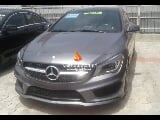 Photo Grey mercedez benz cla 250 2014 at lagos nigeria