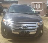 Photo Ford Edge 2012 Black